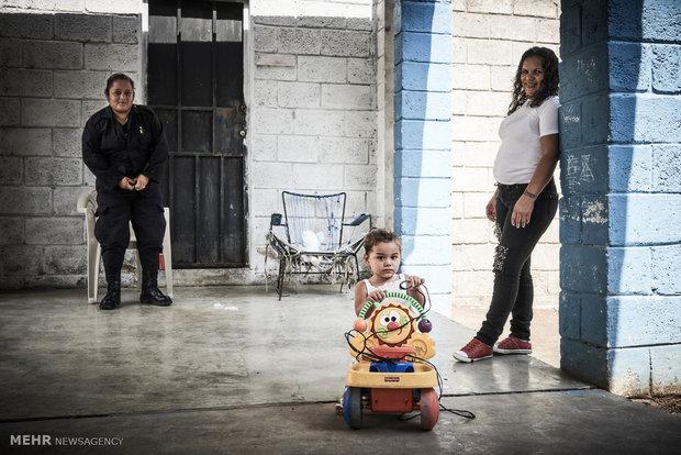 Children in jail