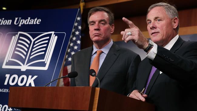 Trump says Senate Intelligence Committee should probe 'fake news'