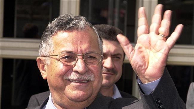 Body of Iraq's Talabani arrives in Kurdistan region for burial