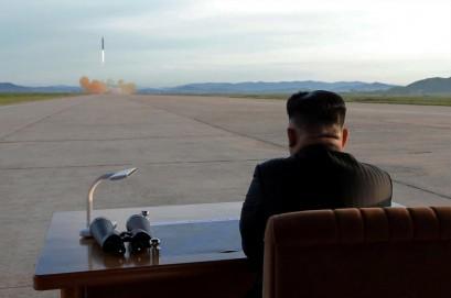 Kim Jong Un praises nuclear program, promotes sister to center of power
