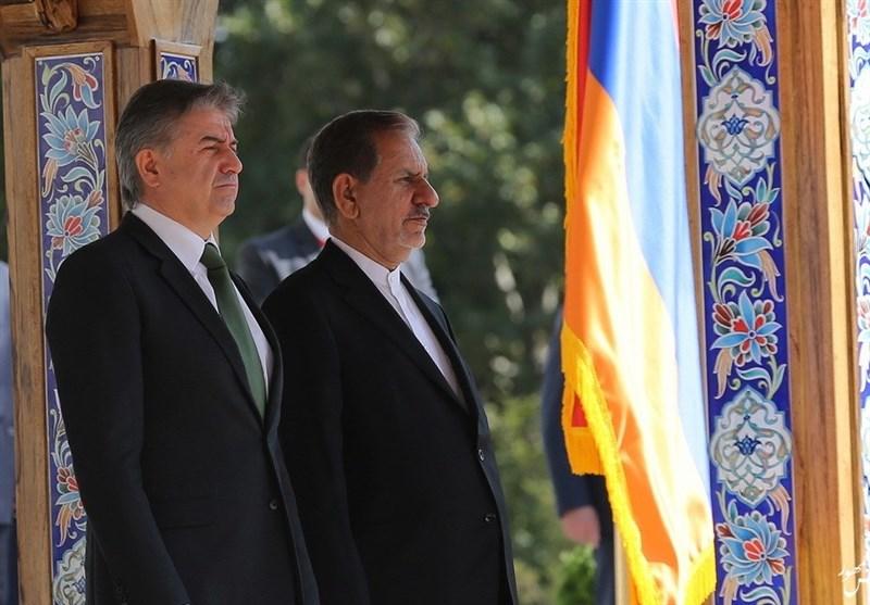 Iran, Armenia emphasize boosting bilateral ties