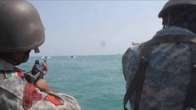 Navy repels attack on Iranian vessel in Gulf of Aden