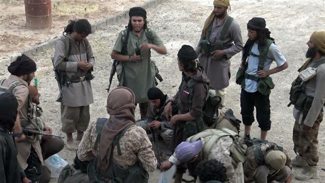 US supplying munitions to Daesh, Nusra terrorists: Top Syrian general