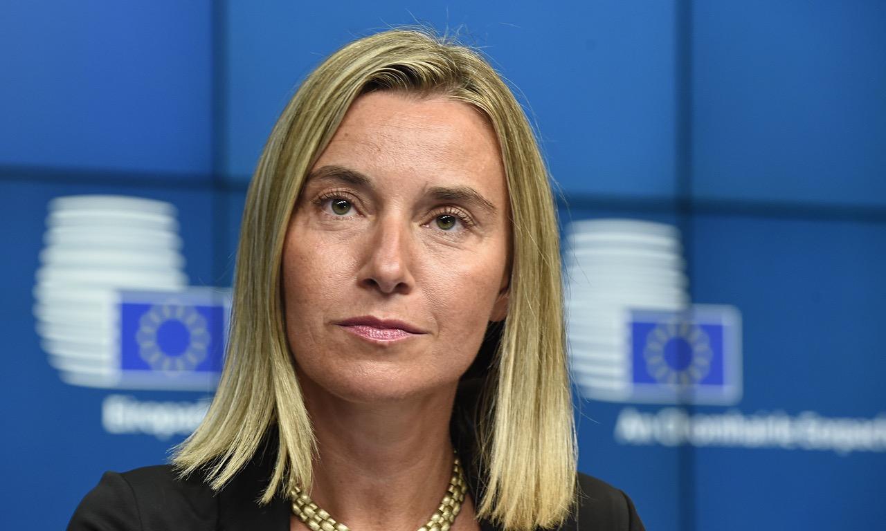 EU to preserve Iran nuclear deal: Mogherini