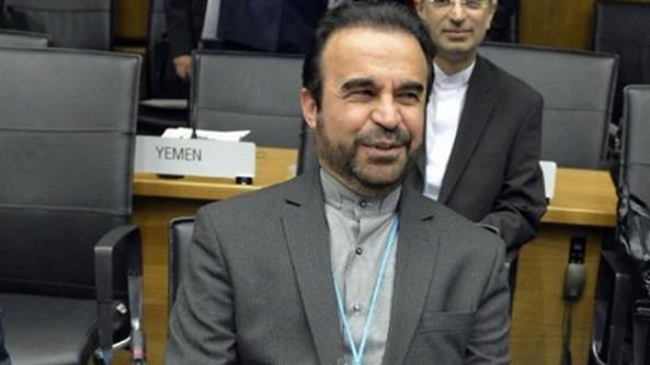 Iran envoy: Latest IAEA report contradicts US JCPOA claims
