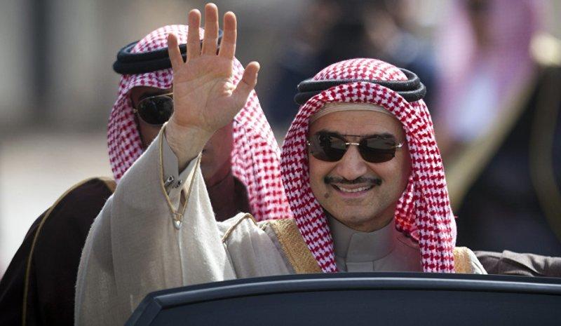 TEHRAN, November 14 - Saudi Prince Al-Waleed 'puts two luxury Lebanese hotels up for sale'