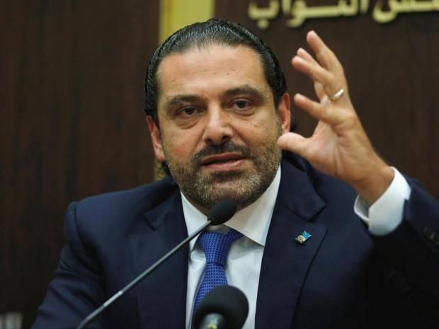 Hariri says to return to Lebanon in next two days