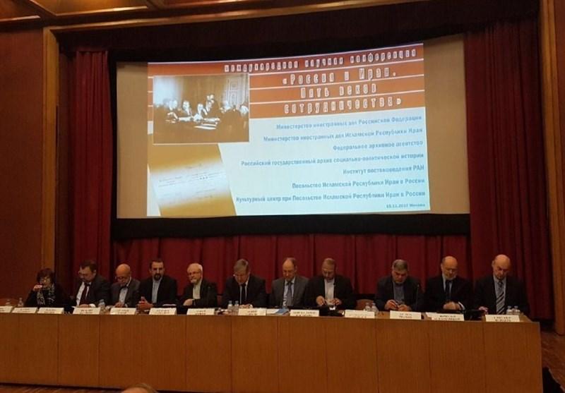Zarif: Iran-Russia ties serve regional security