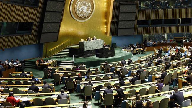 Human rights violators, terrorism sponsors behind UN rights report: Iran