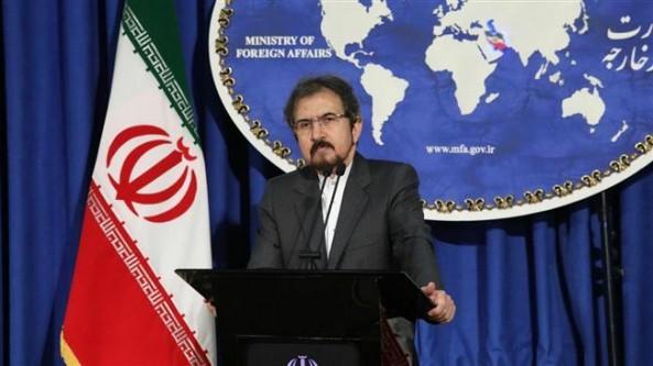 Iran blasts 'one-sided, biased' France views of regional crises