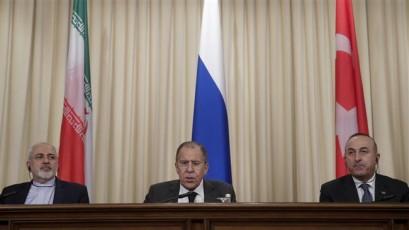 Zarif in Turkey to exchange view with Lavrov, Cavusoglu on Syria
