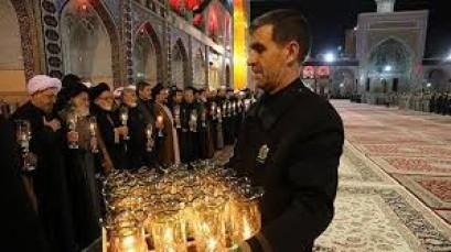 Iranians mark martyrdom anniversary of 8th Shia imam