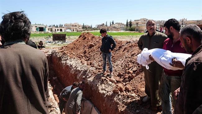 Russia censures 'unprofessional' UN report on Syria's gas attack