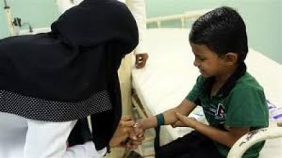Amid Saudi siege, Hudaydah hospital wrestles with lack of supplies