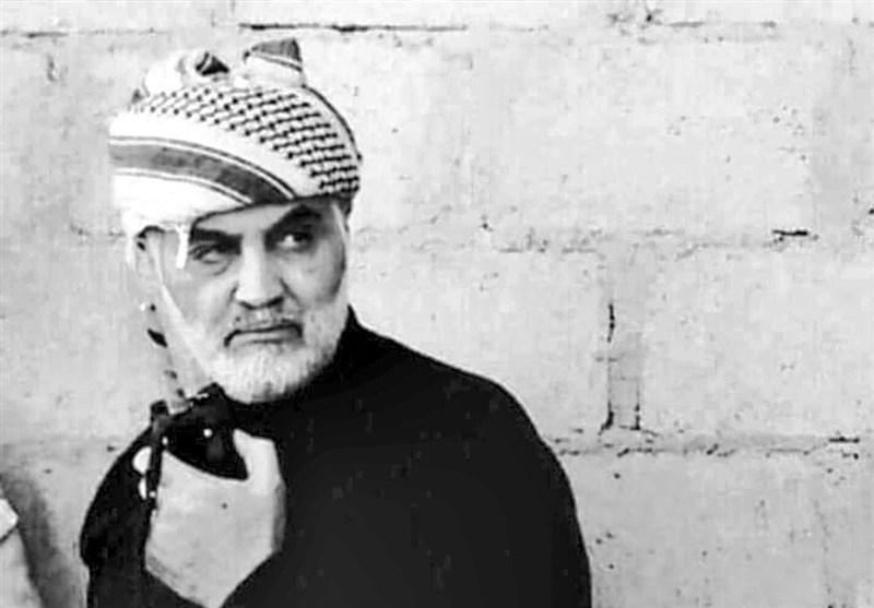 Iran's General Soleimani proclaims Daesh fall