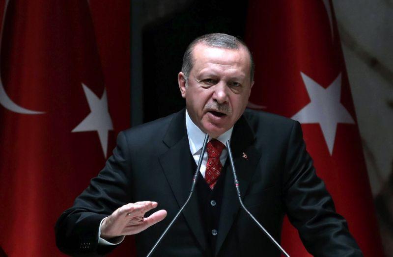 Erdogan to make first Turkish presidential visit to Greece 'since 1952'