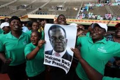 Mnangagwa, the 'Crocodile,' to be sworn in as Zimbabwe president
