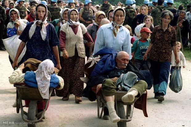 A look at Ratko Mladić's crimes in Bosnia