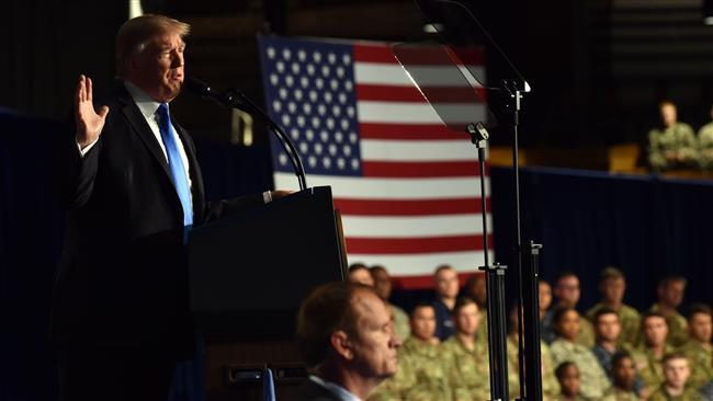 Gen. Nicholson says war in Afghanistan 'still in stalemate'