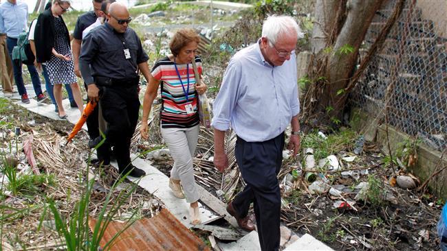 Sanders' measures indicate possible 2020 run: Report