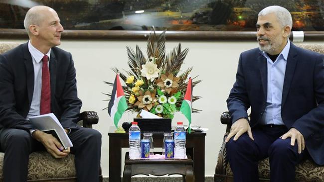 Israel bars Swiss diplomats from visit to Gaza after Hamas talks