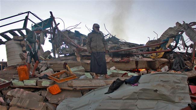 Saudi jets bomb Yemen's Sa'ada, kill seven civilians