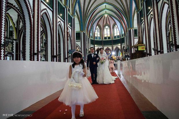 Pope Francis visits Myanmar