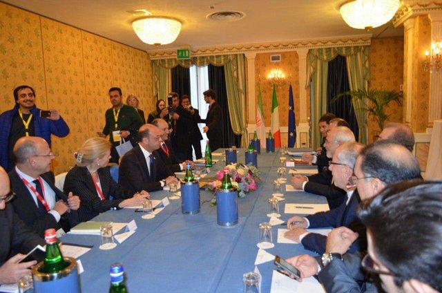 Italian FM: EU has positive view on Iran's nuclear deal