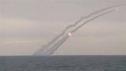 Russian air strikes hit Daesh targets in Bukamal