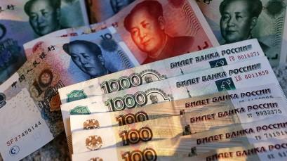 Ruble-yuan trade between Russia & China makes dollar odd man out