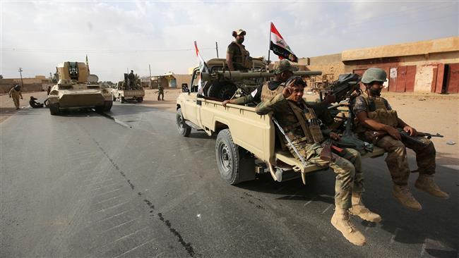 Over two dozen Daesh hideouts destroyed, 40 villages retaken in west Anbar ops: Official