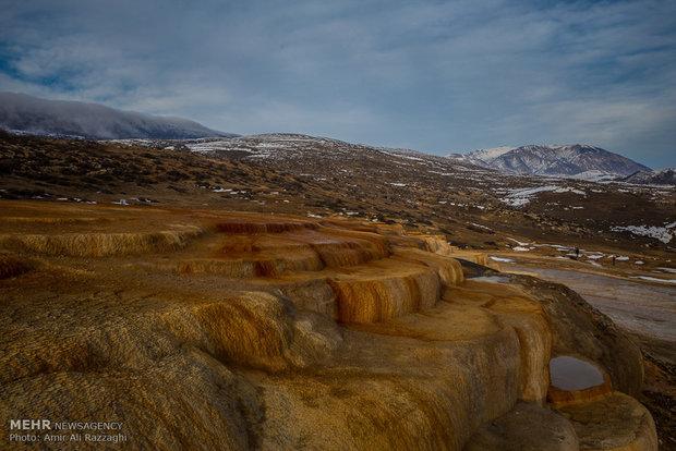 Wonderful photos of Badab-e Surt