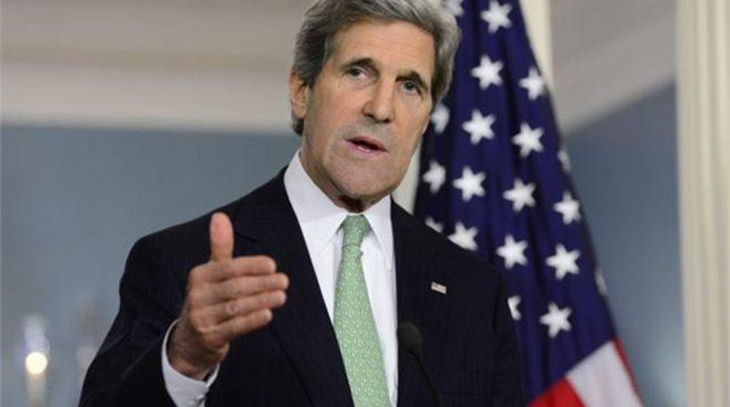 JCPOA working as expected: John Kerry