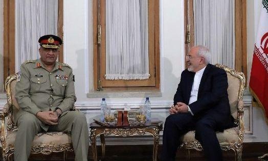 Iran, Pakistan stress fighting terrorism, extremism