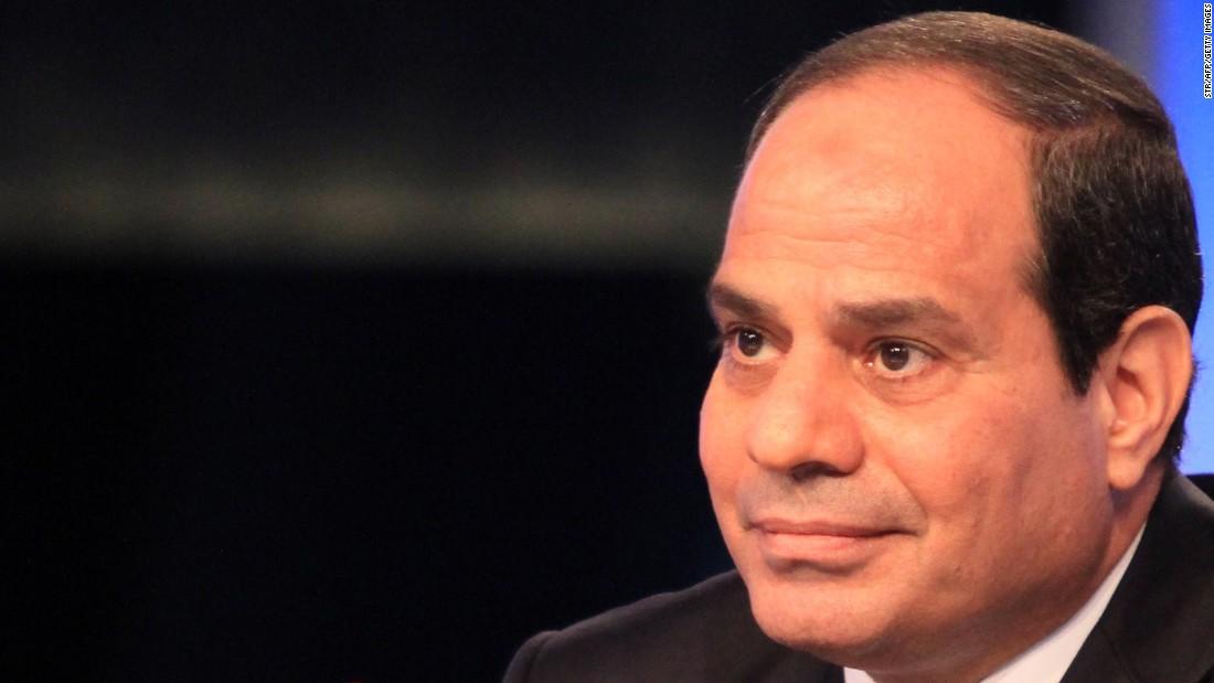 Egypt not mulling measures against Lebanon's Hezbollah: Sisi