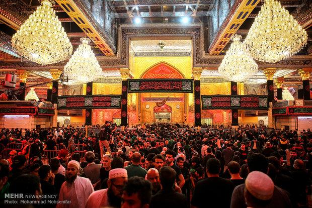 Karbala on the verge of Arba'een pilgrimage