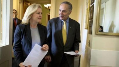 GOP fails to back Democrats' weapons ban proposal