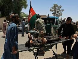 U.N. says believes Afghanistan air strike killed civilians