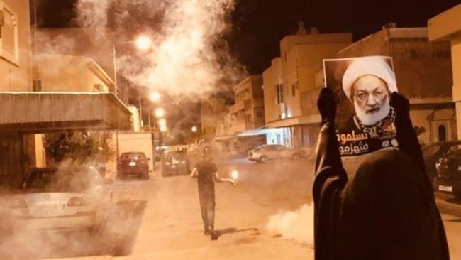 Bahrainis mark 'Day of Rage' in support of Sheikh Qassim