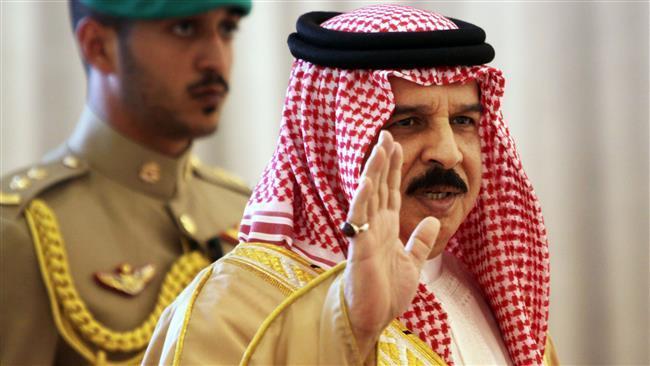 Bahraini king arrives in Israel