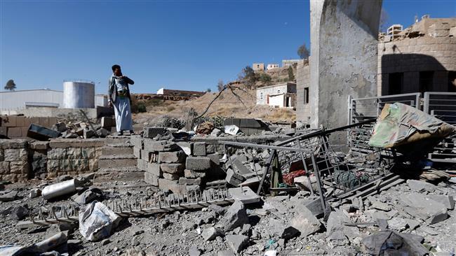 Saudi warplanes strike civilian targets in Sana'a
