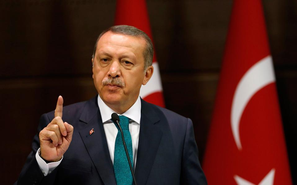 Turkey's Erdogan says U.S. can no longer be a mediator between Israel and Palestinians