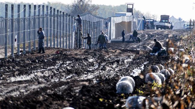 EU row on refugee quota flares up