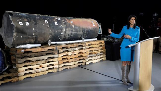 US allegations on Yemen missile 'provocative', 'destructive': Iran