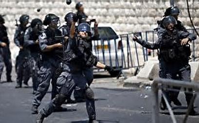 Israeli troops deploy in Jerusalem al-Quds amid tensions