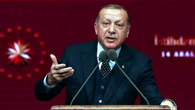 Turkey launching initiative to annul US 'disgraceful' decision on al-Quds: Erdogan