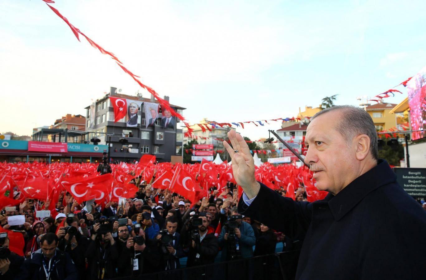 Erdogan says he will open an embassy in East Jerusalem al-Quds
