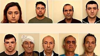 Terrorists arrested in Greece planned to assassinate Turkey's Erdogan
