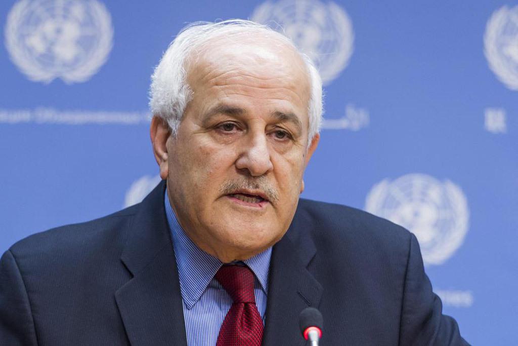 Palestinians may seek UN Assembly support if US vetoes Jerusalem resolution: envoy
