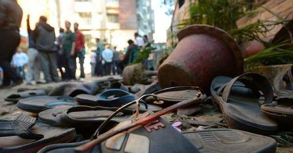 Rush for free food packets kills 10 at Bangladesh prayer meeting